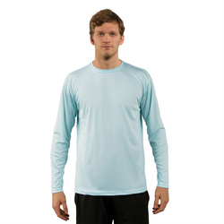 Solar Long Sleeve - Arctic Blue