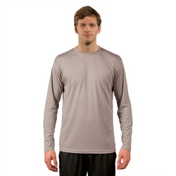 Solar Long Sleeve - Athletic Grey