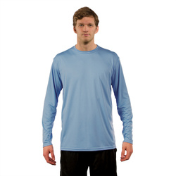 Solar Long Sleeve - Columbia Blue