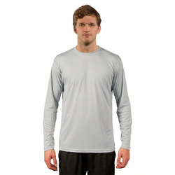 Solar Long Sleeve - Pearl Grey