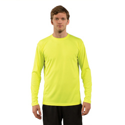 Solar Long Sleeve - Safety Yellow
