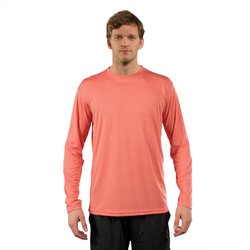 Solar Long Sleeve - Salmon