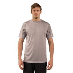 Solar Short Sleeve - Athletic Grey