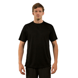 Solar Short Sleeve - Black