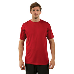 Solar Short Sleeve - Mars Red