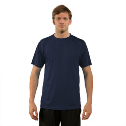 Solar Short Sleeve - Navy