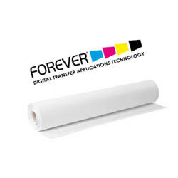 Sublimation paper Forever DeLux 120 roll 610 mm x 100 m Sublimation Thermal Transfer