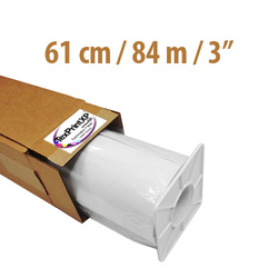 "Sublimation paper TexPrint­XP-HR roll 61 cm x 84 m thimble 3"" Sublimation Thermal Transfer"