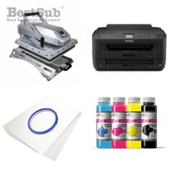 T-shirt printing kit Epson WF7110DTW + JTSYN38 Sublimation Thermal Transfer