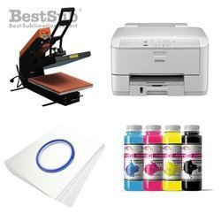 T-shirt printing kit Epson WP-4095DN + JTSB3G-2 Sublimation Thermal Transfer