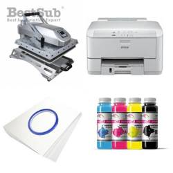 T-shirt printing kit Epson WP-4095DN + JTSYN38 Sublimation Thermal Transfer