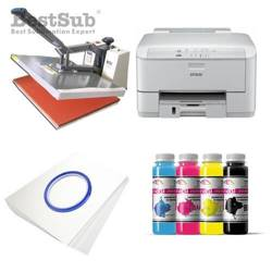 T-shirt printing kit Epson WP-4095DN + SB6D Sublimation Thermal Transfer