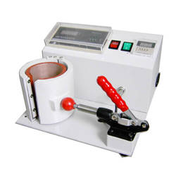 Vertical mug heat press  - model SB02 Sublimation Thermal Transfer