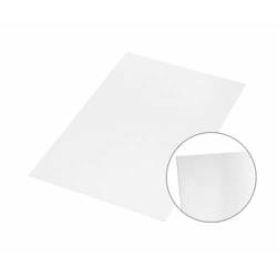 White glossy aluminium sheet A6 Sublimation Thermal Transfer