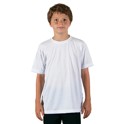Youth Basic Short Sleeve - White