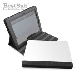 iPad case leather black Sublimation Thermal Transfer