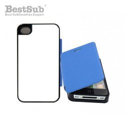 iPhone 5/5S openable case light blue Sublimation Thermal Transfer