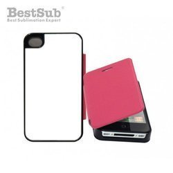 iPhone 5/5S openable case pink Sublimation Thermal Transfer