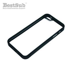 iPhone 5/5S plastic frame black Sublimation Thermal Transfer