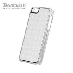 iPhone 5C case plastic transparent Sublimation Thermal Transfer