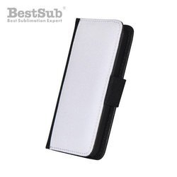 iPhone 5C eco leather case black Sublimation Thermal Transfer