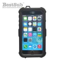 iPhone 6/6S waterproof case black Sublimation Thermal Transfer