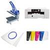 Printing kit for T-shirts Sawgrass Virtuoso SG1000 + CLAM-C46 Sublimation Thermal Transfer