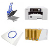 Printing kit for T-shirts Sawgrass Virtuoso SG400 + CLAM-D56 ChromaBlast