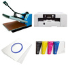 Printing kit for T-shirts Sawgrass Virtuoso SG800 + SB3B-46-2 Sublimation Thermal Transfer