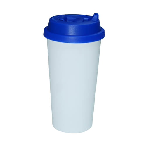 Eco Lid Thermal Mug Transfer Blue Sublimation Tumbler Coffee Dark jVSMLzpUqG