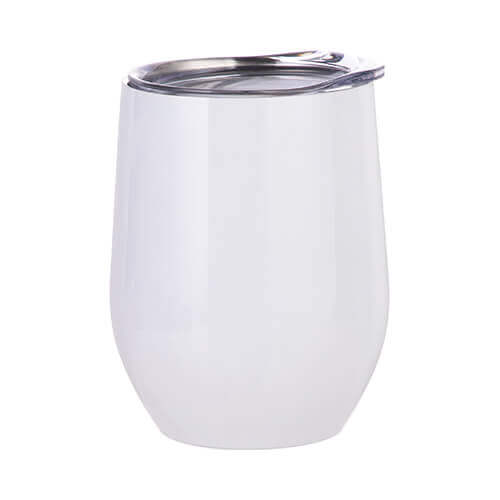 360 ml mulled wine mug for sublimation printing - white