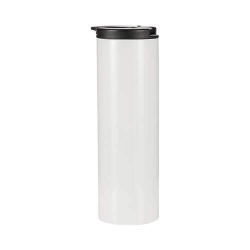 500 ml stainless steel bottle – thermos mug for sublimation printing – white