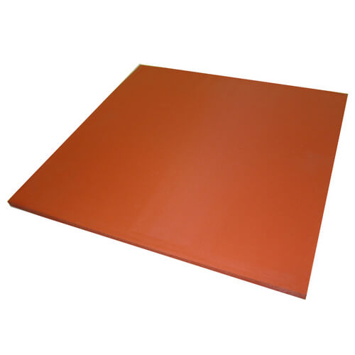 A silicone underlay for flat presses 40 x 60 cm Sublimation Thermal Transfer