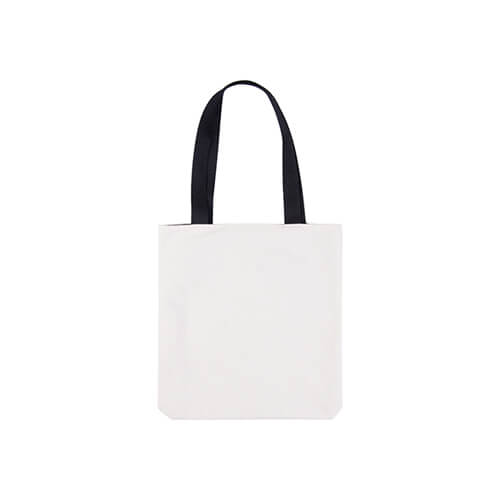 Bag with black straps 34 x 38 cm for sublimation