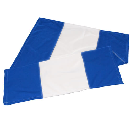 Blue baby blanket Sublimation Thermal Transfer