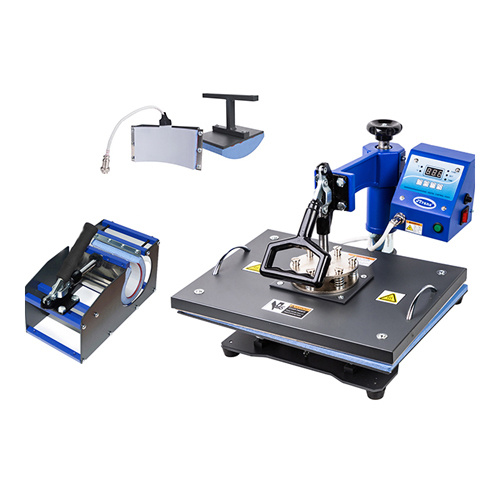 COMBO heat press 3-in -1 Thermal Transfer Sublimation