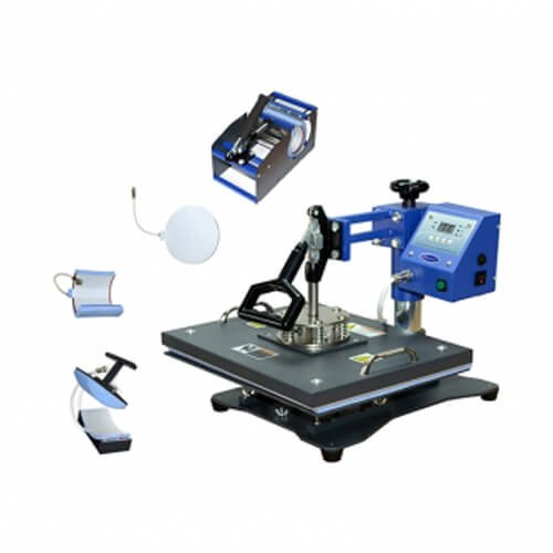 COMBO heat press 5-in-1  Thermal Transfer Sublimation