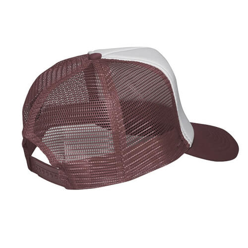 Cap for sublimation - brown