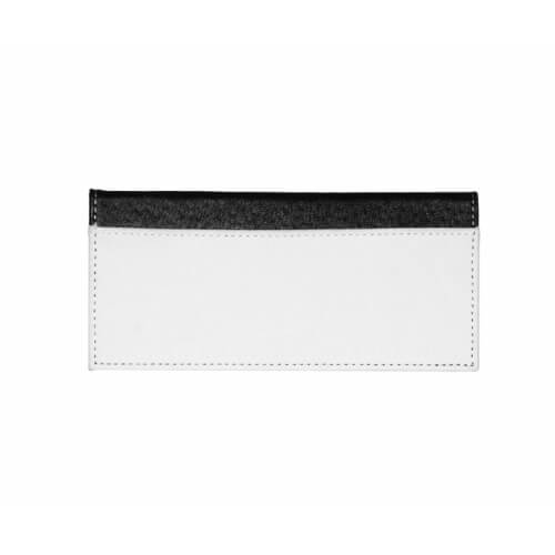 Chequebook cover 16,5 x 7,5 cm Sublimation Thermal Transfer