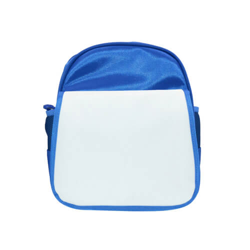 Children's backpack blue Sublimation Thermal Transfer