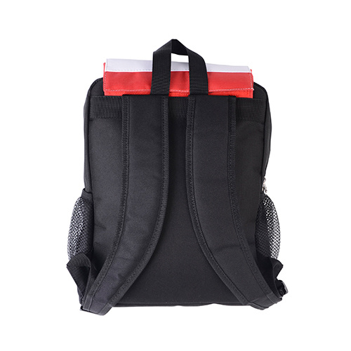 Children's backpack for sublimation printing - red