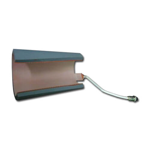 Horizontal press heating element latte (big)  Sublimation Thermal Transfer