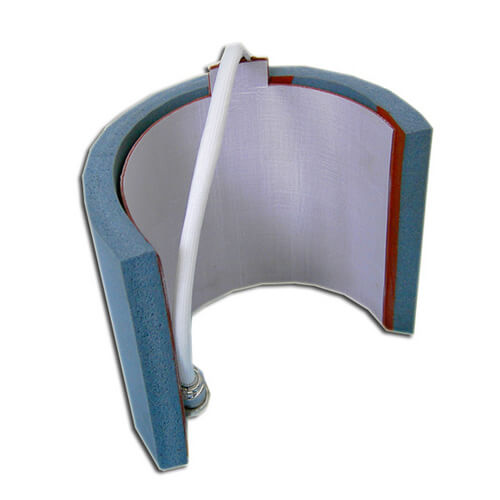 Horizontal press heating element (small)  Sublimation Thermal Transfer
