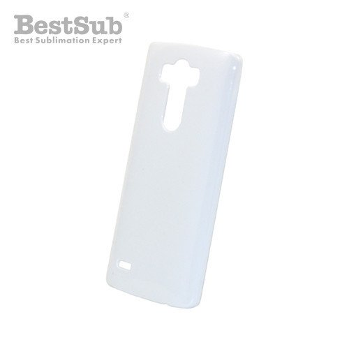 LG G3 3D case white mat Sublimation Thermal Transfer