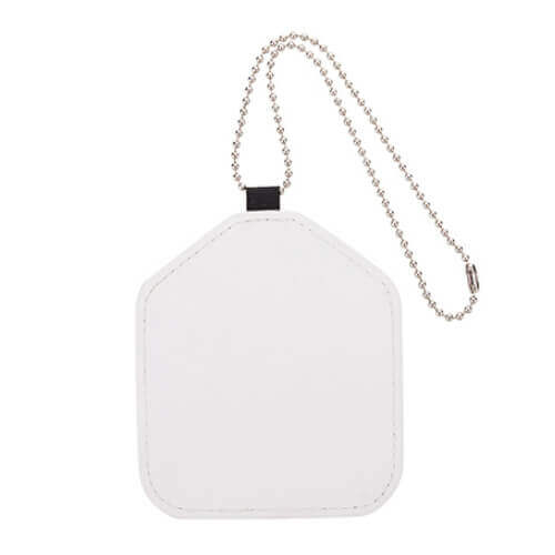 Leather pendant for sublimation - PUC01