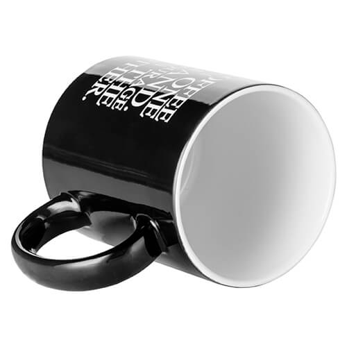 Magic cup with COFFEE engraver