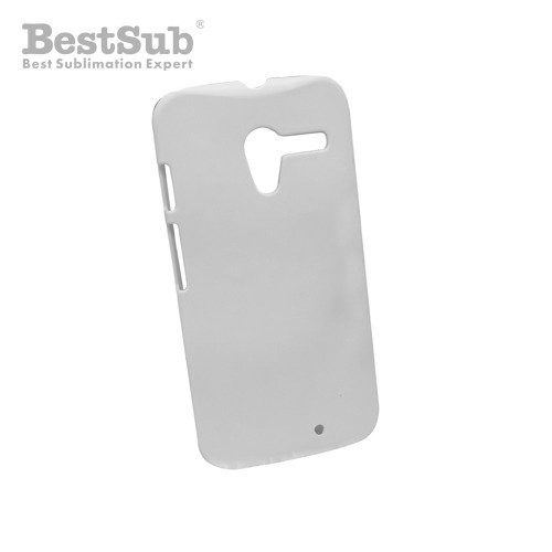 Motorola Moto X 3D case white glossy Sublimation Thermal Transfer