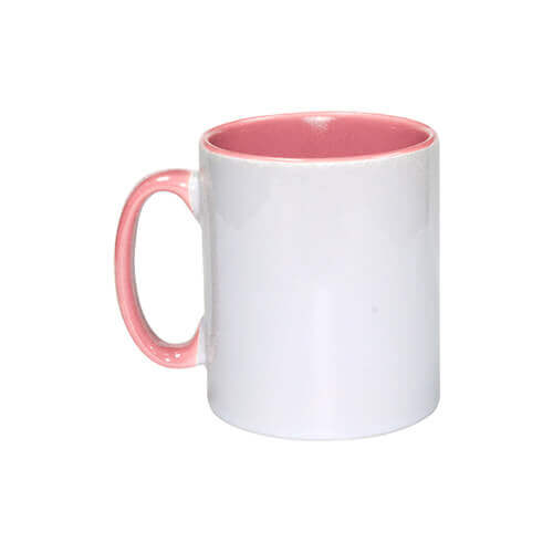 Mug 300 ml Funny pink Sublimation Thermal Transfer
