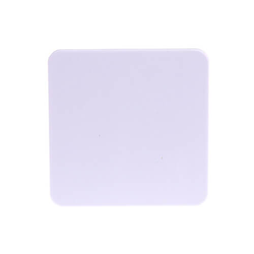 Plastic square coaster Sublimation Thermal Transfer
