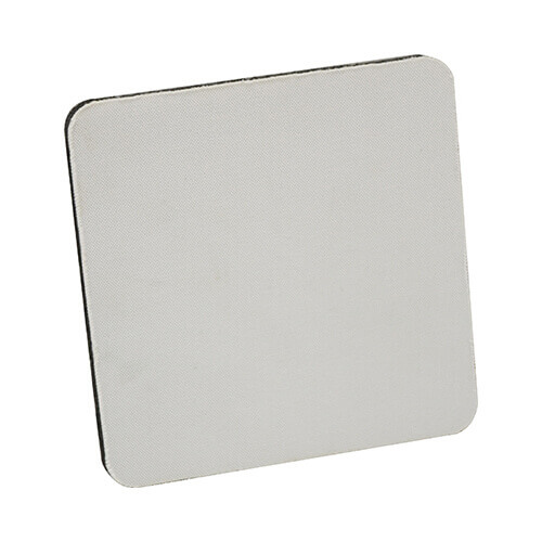 Rubber coaster 5 mm - square Sublimation Thermal Transfer